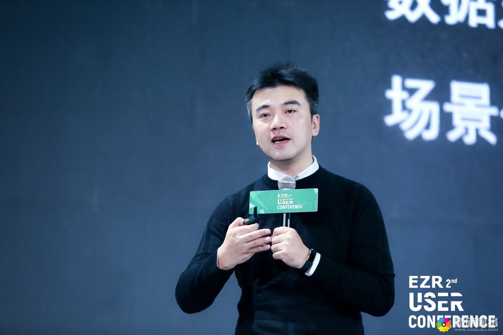 驿氪创始人兼CEO闵捷