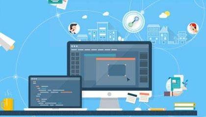 网页设计与亿博备用网址开户建设不一样
